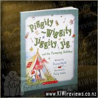 Product image for Piggity-Wiggity Jiggity Jig and the Camping Holiday