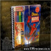 Klutz - Draw the Marvel Heroes