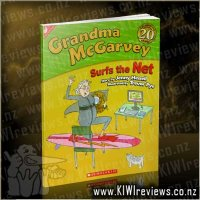 Product image for Grandma McGarvey - Surfs the Net