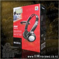 Open-air Cordless Hi-Fi / Music & Movie Headphones - MDRIF140K