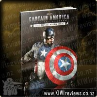 Captain America - The Movie Storybook