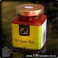 Product image for Red Pepper Relish