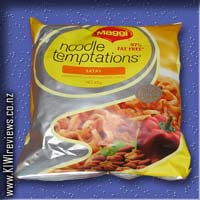 Product image for Noodle Temptations : Satay