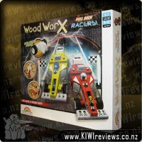 Wood Worx - Pull Back Racers