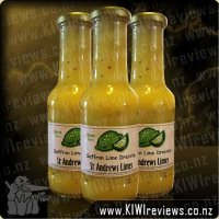 Product image for Saffron Lime Dressing