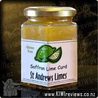Product image for Saffron Lime Curd