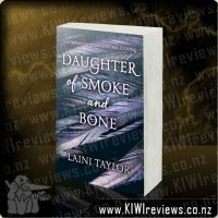 Product image for Daughter of Smoke and Bone