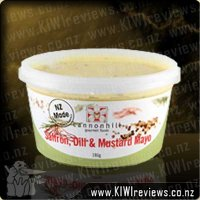 Product image for Saffron, Dill & Mustard Mayonnaise