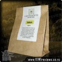 Organic Walnut and New Zealand Seaweed Dukkah