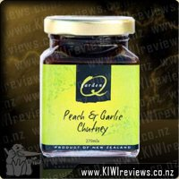 Product image for Peach and Garlic Chutney