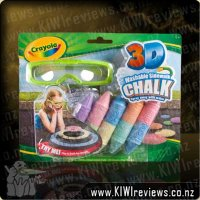 Product image for 3d Sidewalk Chalk