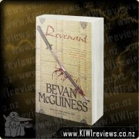 The Eleven Kingdoms - Book 3 - Revenant.