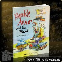 Product image for Munkle Arvur and the Bod