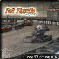 Product image for Full Throttle Karts