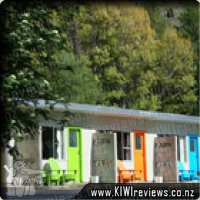 Product image for Lake Hawea Holiday Park