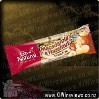 GoNatural Macadamia and Hazelnut