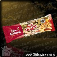 GoNatural Nut Delight bar