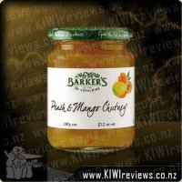 Peach and Mango Chutney