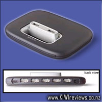 Product image for Hi-Speed USB 2.0 7-Port Hub