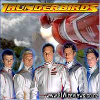 Product image for Thunderbirds