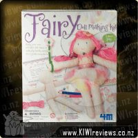 Product image for 4M Fairy Doll Making Kit