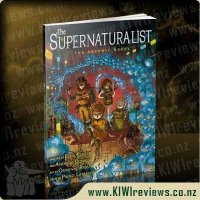 Eoin Colfer's The Supernaturalists