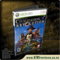 Product image for Sid Meier's Civilization Revolution