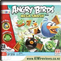 Product image for Angry Birds Mega Smash