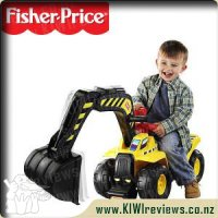 Product image for Fisher Price Big Action Dig and Ride