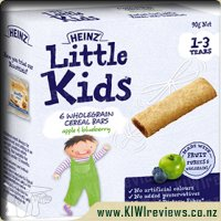 Little Kids Wholegrain Cereal Bars