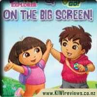 Product image for Dora and Diego on the Big Screen