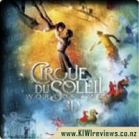 Product image for Cirque du Soleil: Worlds Away (3D)