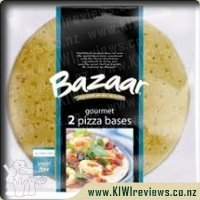 Product image for Bazaar Gourmet Pizza Bases