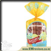 Natures Fresh Smooth Hot Cross Buns