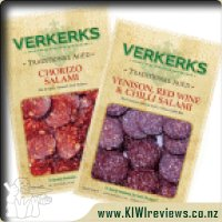 Product image for Verkerks Traditional Aged Salami