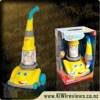 Playskool Cool Crew Dusty the Talking Vacuum Cleaner