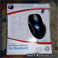 Intellimouse Explorer for Bluetooth
