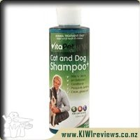 Vita Pet Cat and Dog Shampoo