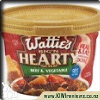 Watties Big N Hearty Microwave Bowl