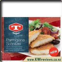 Product image for Tegel Chicken Parmigiana Schnitzel