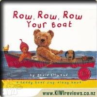 Product image for Row, Row, Row Your Boat sing-along book