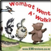 Product image for Wombat Went a Walking