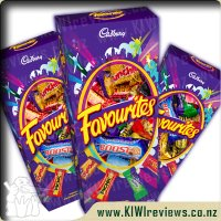 Cadbury Chocolates Favourites