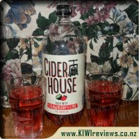 Cider House - Strawberry and Lime