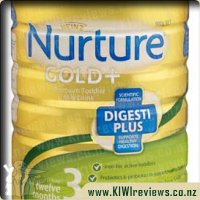 Nurture Gold Toddler Milk