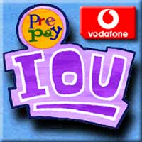 Product image for $2 Prepay IOU top-up