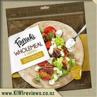 Product image for Farrah's Wraps - Wholemeal