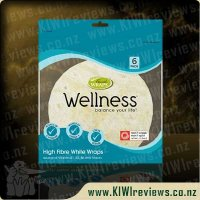 Product image for Farrah's Wraps - Wellness High Fibre White