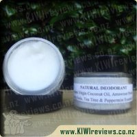 Product image for Natural Deodorant