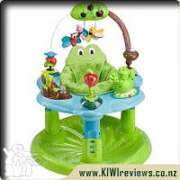 Exersaucer Jump and Learn Frog